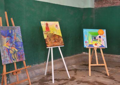 camino por las artes muestra itinerante instituto maria rosa mistica (1)