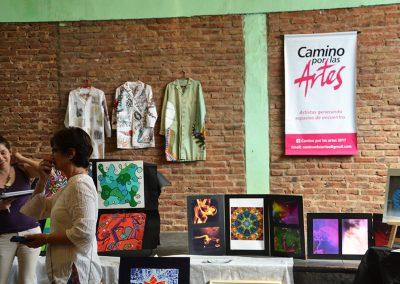 camino por las artes muestra itinerante instituto maria rosa mistica (3)