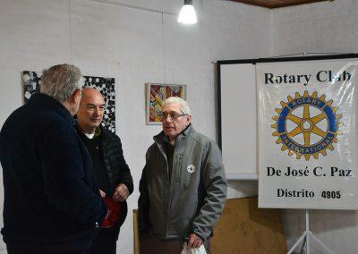 camino por las artes muestra itinerante rotary club jose c paz (11)