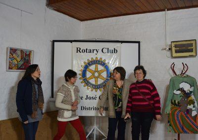 camino por las artes muestra itinerante rotary club jose c paz (2)