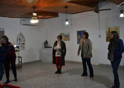 camino por las artes muestra itinerante rotary club jose c paz (25)