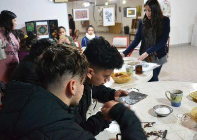 camino por las artes muestra itinerante rotary club jose c paz (26)