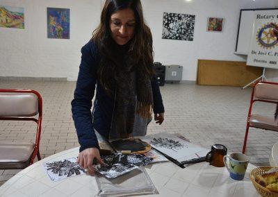 camino por las artes muestra itinerante rotary club jose c paz (27)