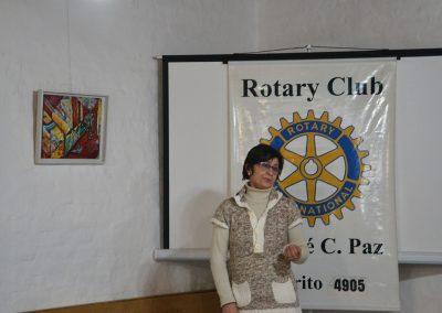 camino por las artes muestra itinerante rotary club jose c paz (34)