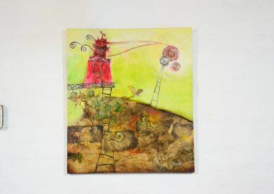 camino por las artes muestra itinerante rotary club jose c paz (6)