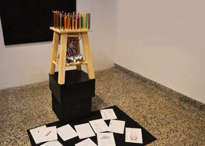 camino por las artes exposicion arte objeto de buena madera ungs -obras (2)